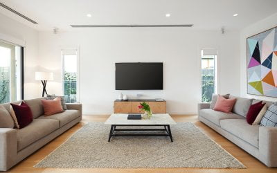 Styling To Sell: Tips To Create Flow and Space