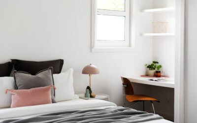 How to Style a Bedroom for Sale